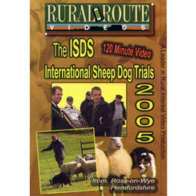 Cover of the DVD with pictures of competitors and a winner