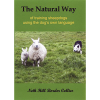 Cover picture of the DVD showing a dog working very close to sheep
