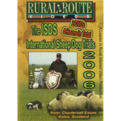 ISDS International Sheepdog Trials 2006 (DVD)