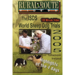 ISDS World Sheep Dog Trials 2005 (DVD)