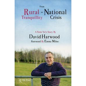 Cover picture of the DVD showing a man leaning on a fence in a rural setting
