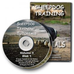 Sheepdog Training Tutorials 3 (DVD)